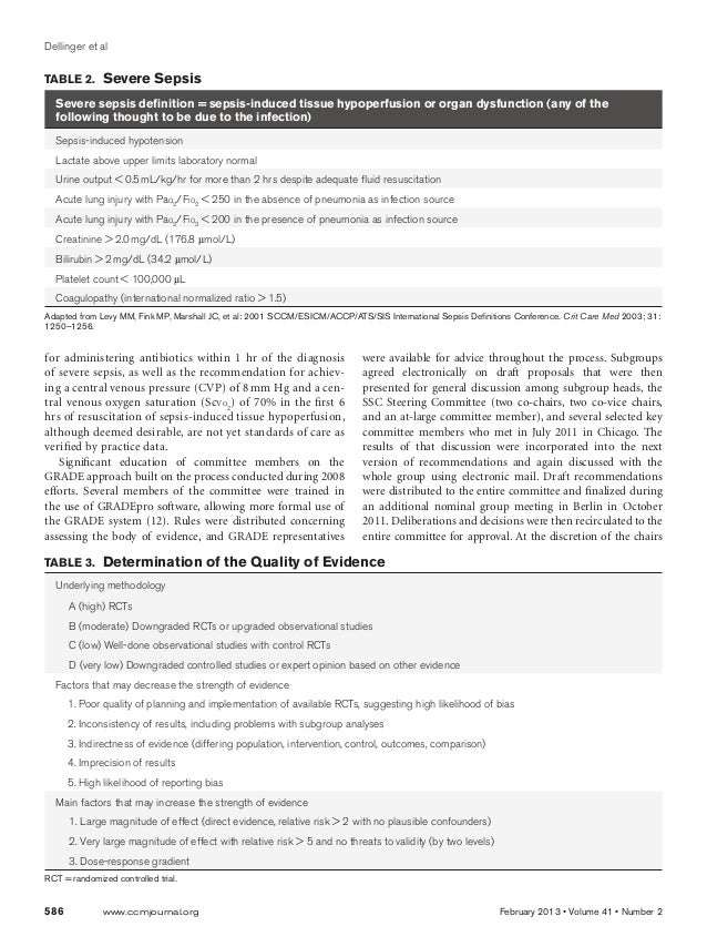 Guidelines surviving 2012 pdf sepsis
