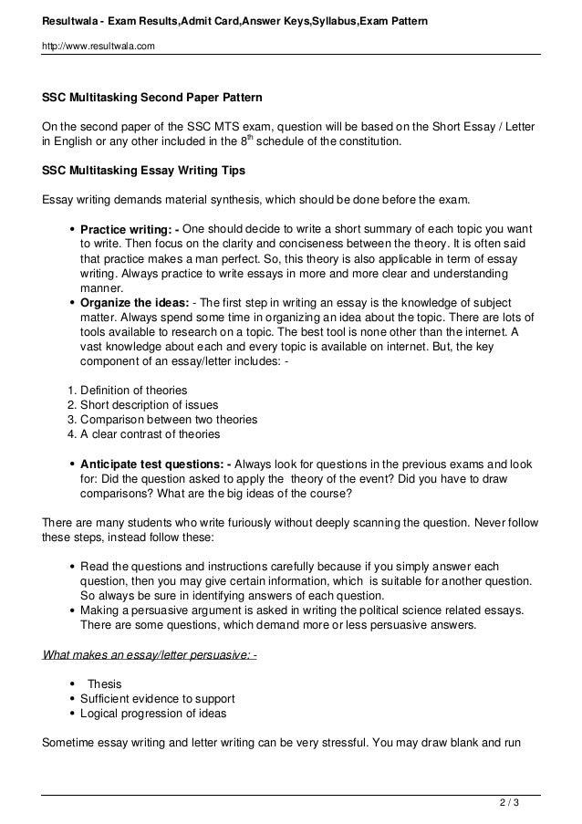 example of essay test sample essay gmat awa the corresponding  siddhartha essay test tips 1 example of essay test
