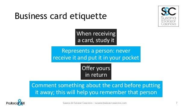 Business cards business card etiquette colourmoves