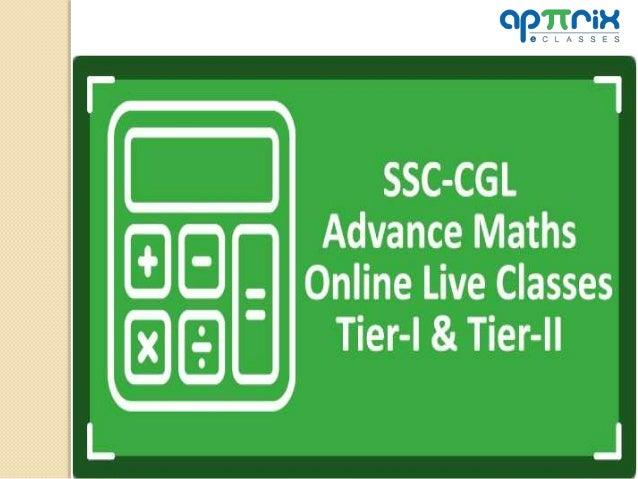 Advance Math Online Classes by Apttrix