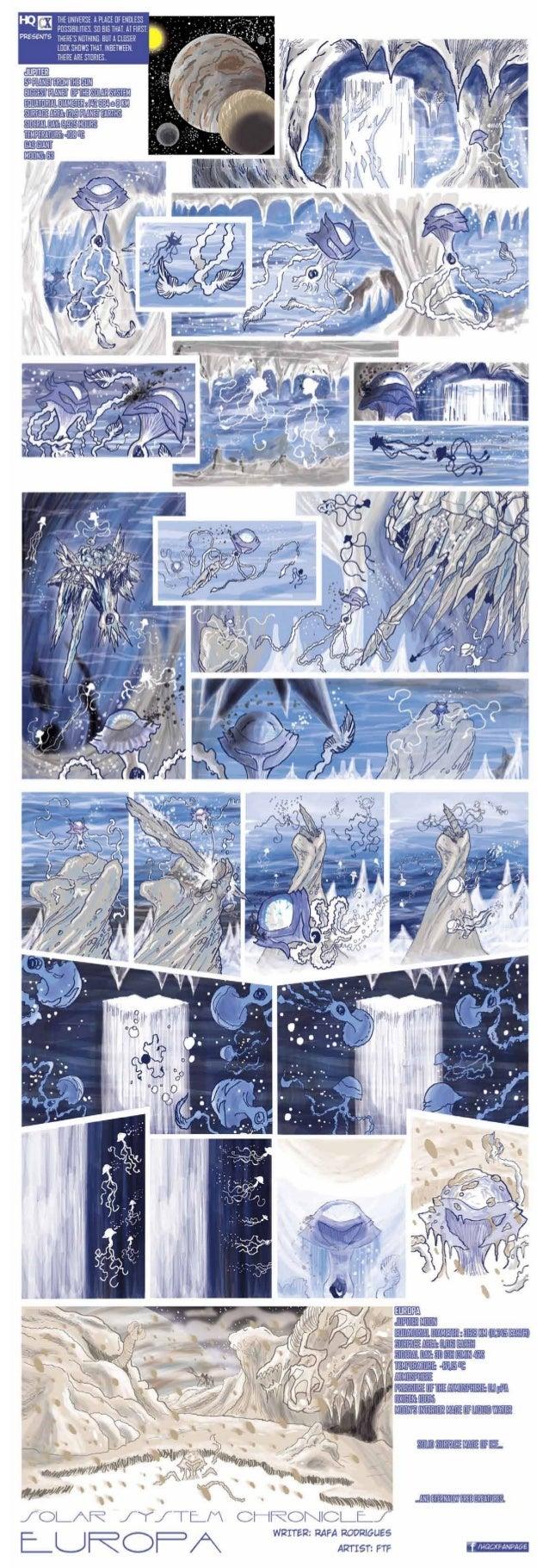 Solar System Chronicles: Europa