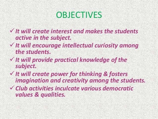 objective of social science pdf
