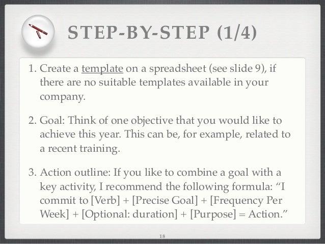 Got a Goal Create a Personal Development Plan – Personal Development Action Plan Template