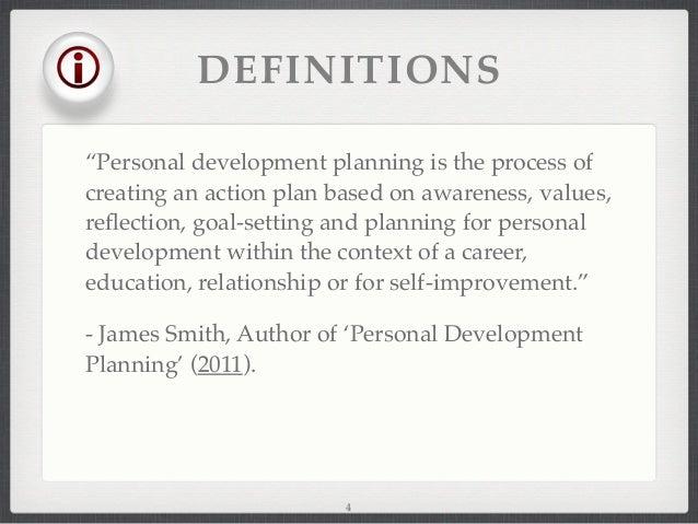 Got A Goal Create A Personal Development Plan