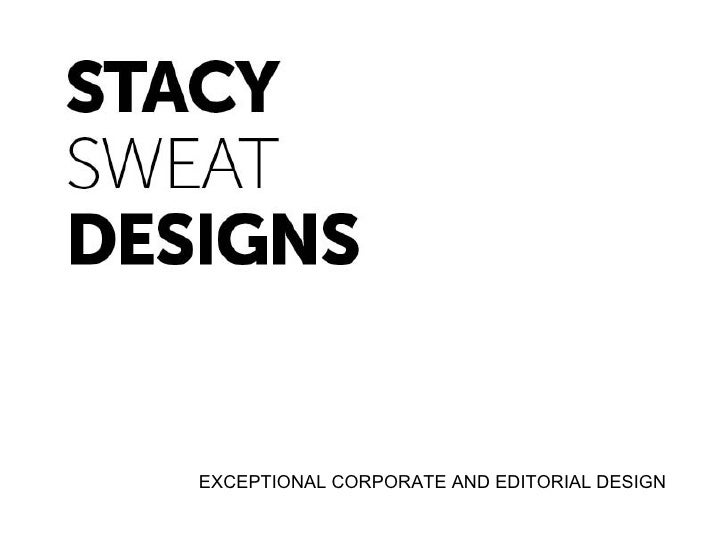 EXCEPTIONAL CORPORATE AND EDITORIAL DESIGN
