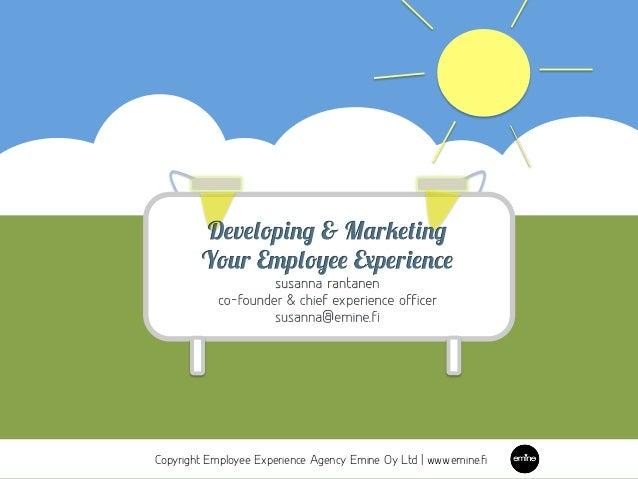 Copyright Employee Experience Agency Emine Oy Ltd | www.emine.fi