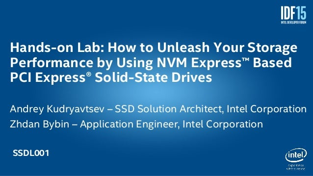 Hands-on Lab: How to Unleash Your Storage Performance by