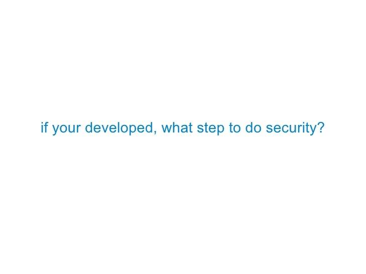 Basic of SSDLC Slide 4