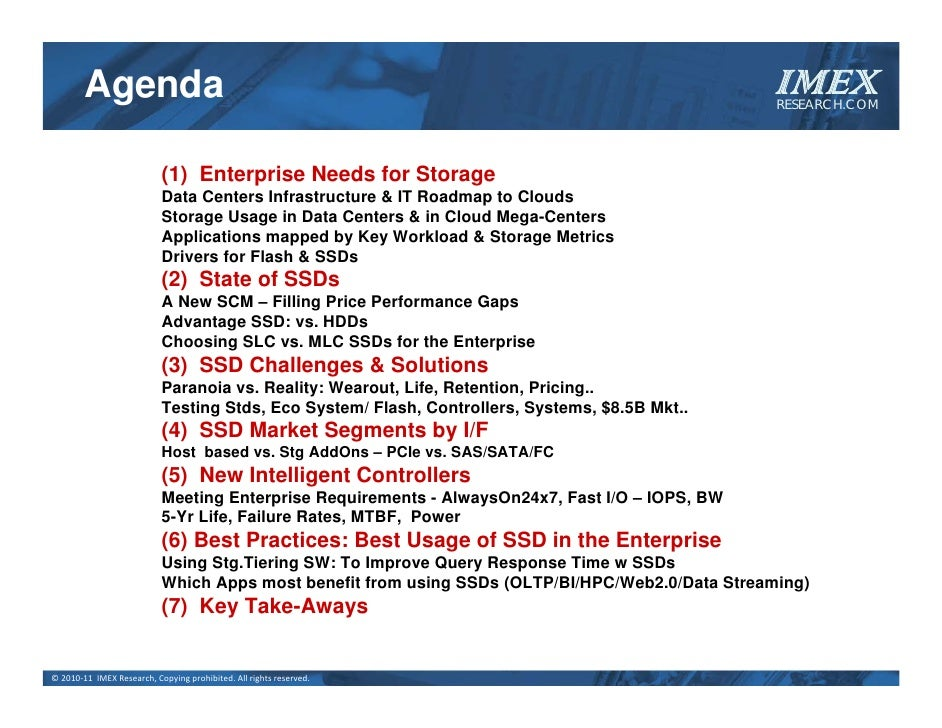 SSD: Ready for Enterprise and Cloud? Slide 2