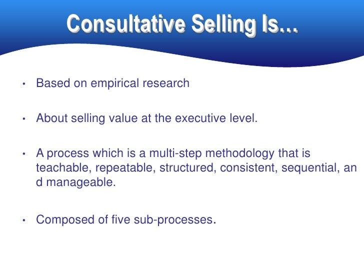 Selling To Senior Executives          1. Executive Access           2. Establishing                                       ...