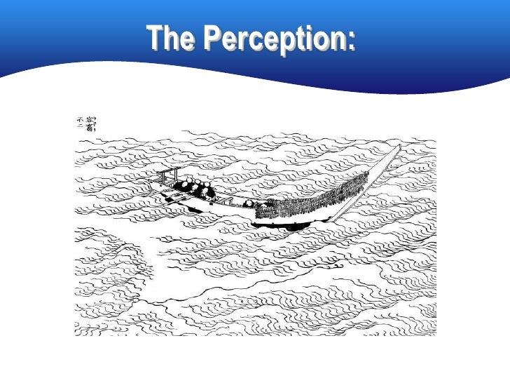 The Perception: