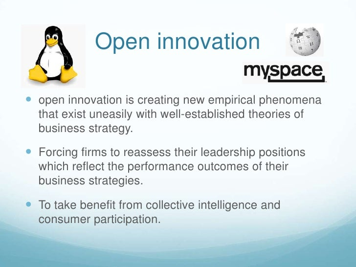 Sse open innovation and strategy group2b_2011 Slide 2