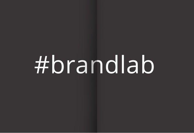 #brandlab