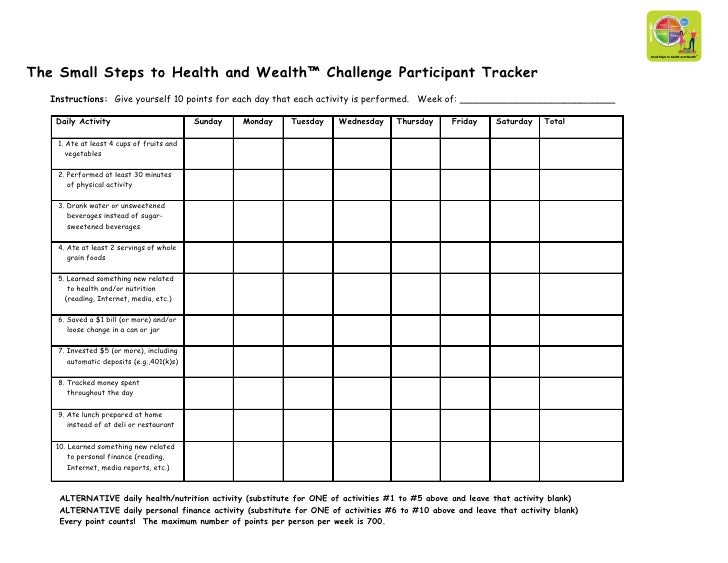 SSHW Challenge Tracking Form-NEW LOGO