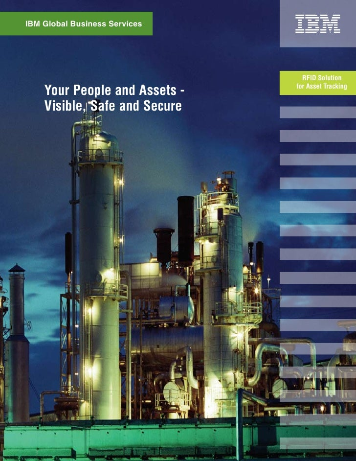 IBM Oil | RFID Technology Can Improve Personnel Safety and Security