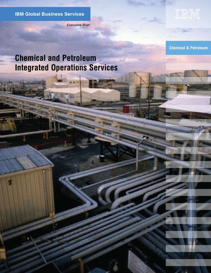 IBM Oil  Performance Reporting Services with IBM
