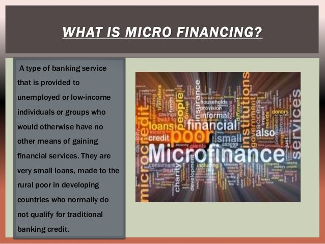 micro finance sector of pakistan Managers and practitioners to evaluate the performance of this sector keywords:  basel 1, basel ii, capital accord, microfinance, car, operational risk, market.