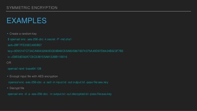SSL Primer