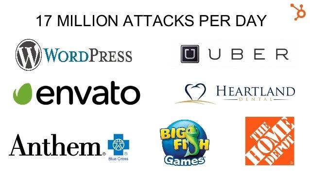 17 MILLION ATTACKS PER DAY