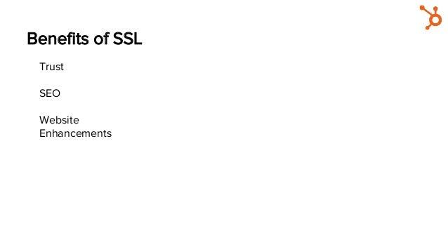 Benefits of SSL Trust SEO Website Enhancements