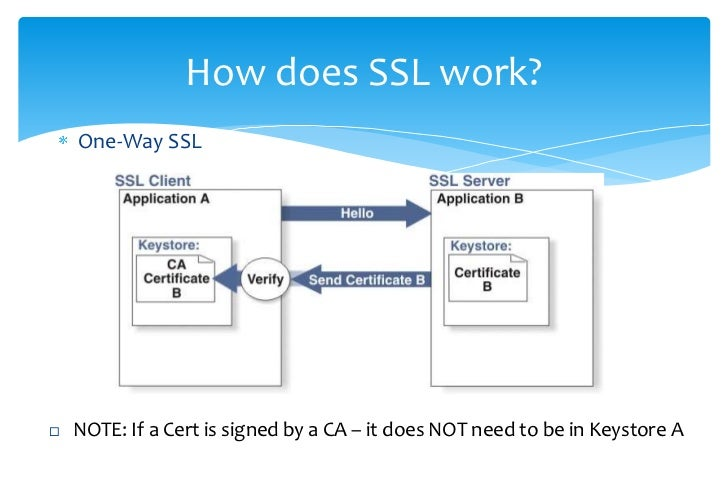 Ssl In A Nutshell