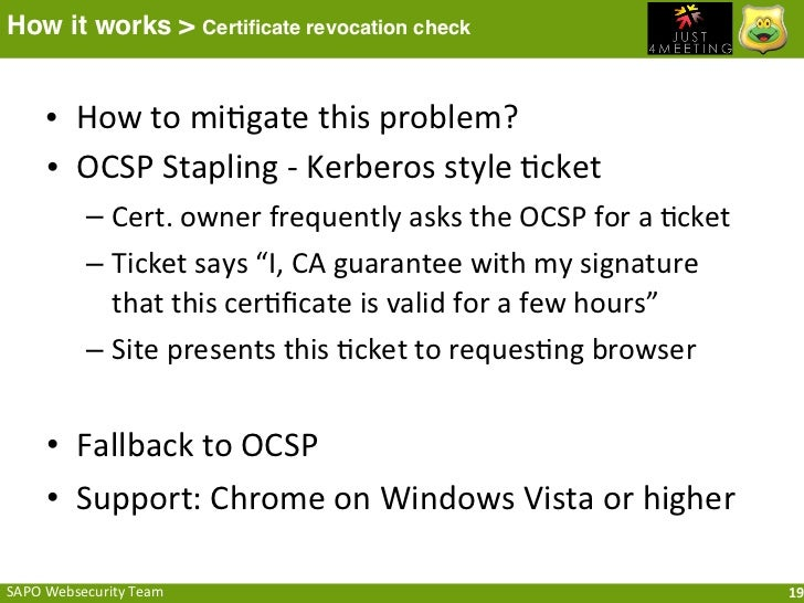 SSL: limitations, bad practices and how to do it right