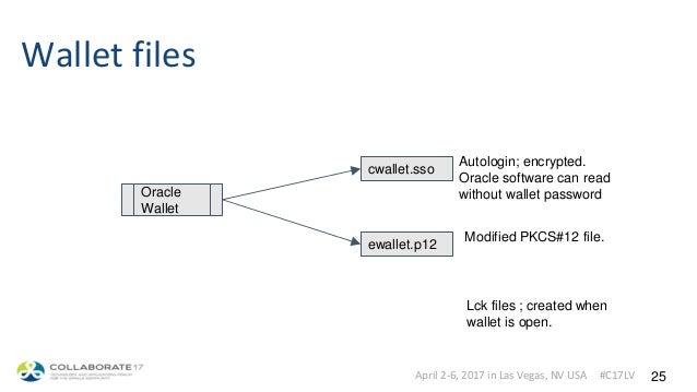 SSL Securing Oracle DB