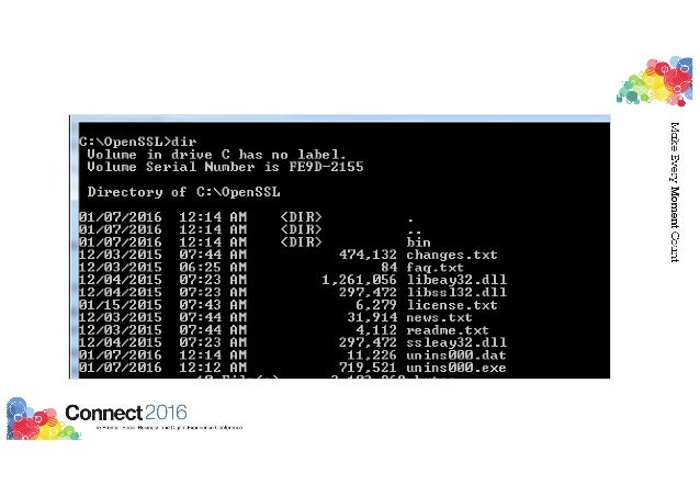 how to create sha2 csr on windows server