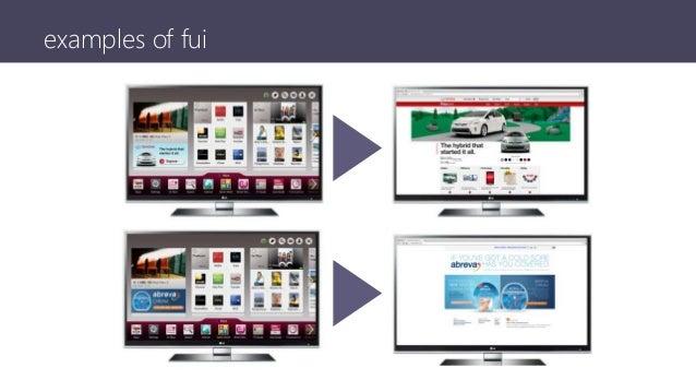 examples of fui