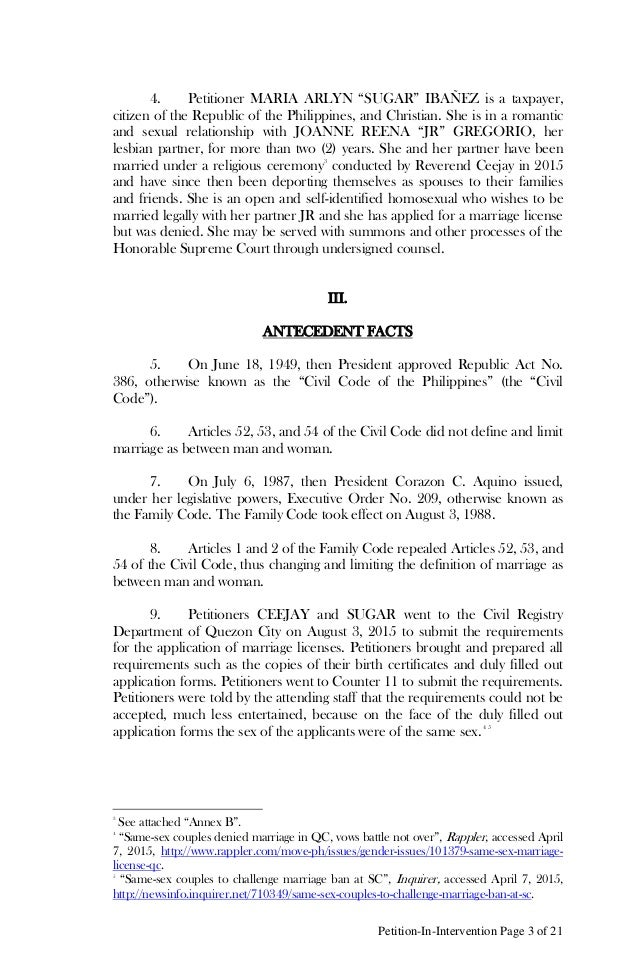 republic of the philippines supreme court View notes - [civrev2] cases, part i from institute llb4201 at far eastern  university republic of the philippines supreme court manila en banc gr .