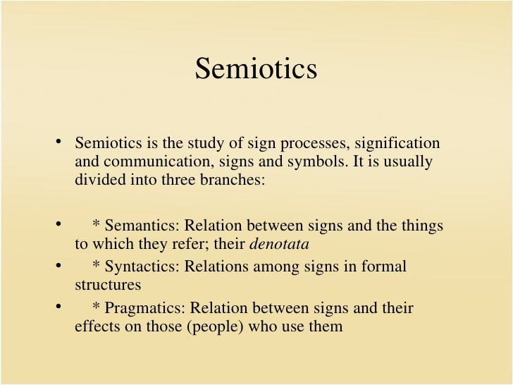essay on semiotics All references to semiotics and significs take the form ss followed by page peirce's theory of signs as a foundation for pragmatism the hague: mouton.