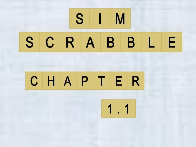 "Welcome to ""Sim Scrabble"", a Name Game challenge for the Sims 2! Home base will henceforth be this modified Custer Bouleva..."