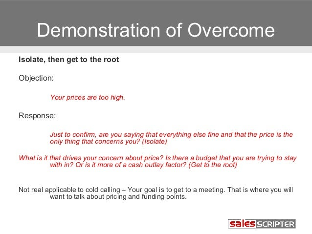 """How to Overcome the """"I want to think about it"""" Objection"""