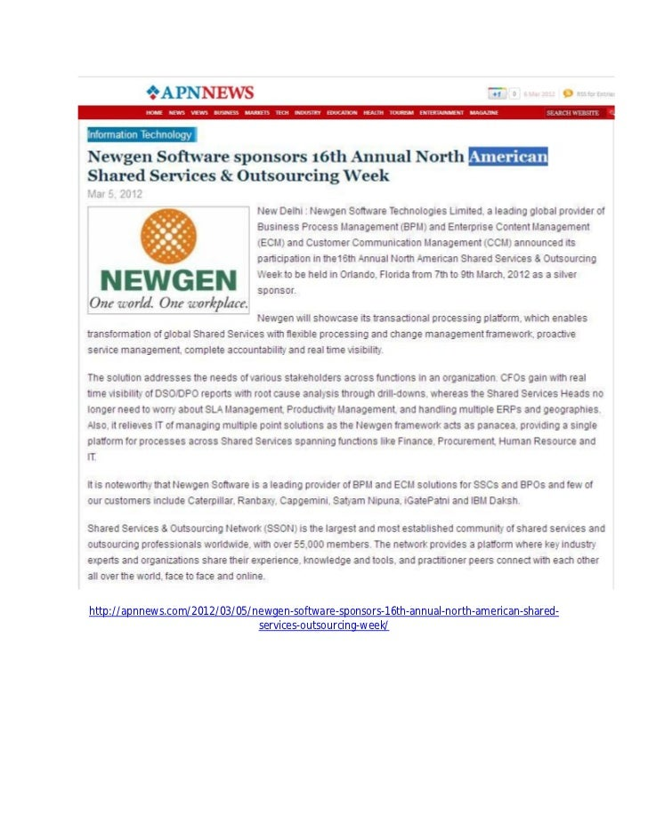 http://apnnews.com/2012/03/05/newgen-software-sponsors-16th-annual-north-american-shared-                               se...