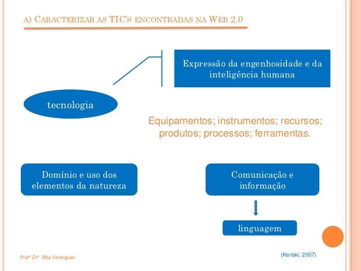 TIC's na Escola - Rita Verenguer Slide 3
