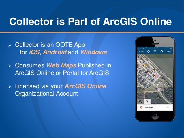 Utilizing Esri Out of the Box Tools for Field Data Verification Slide 3