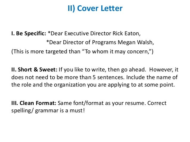 Is It Okay To Include Specific Project In Cover Letter