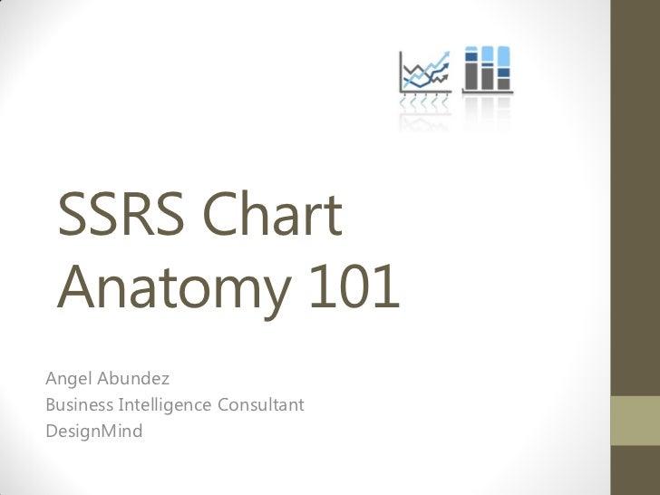 SSRS Chart Anatomy 101Angel AbundezBusiness Intelligence ConsultantDesignMind