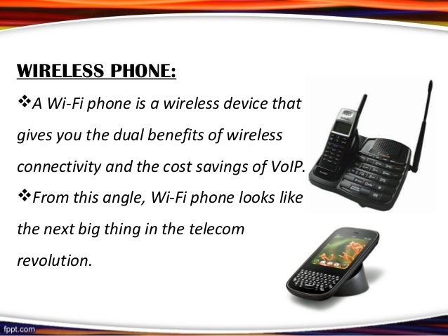 importance of wifi technology