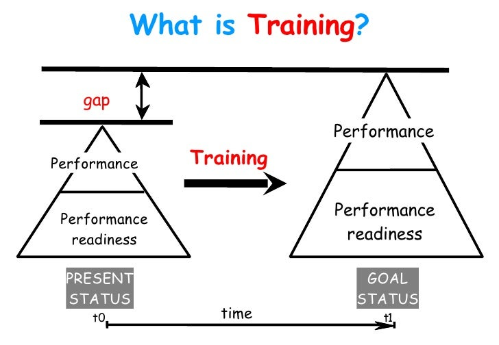 Periodization framework of athletic training