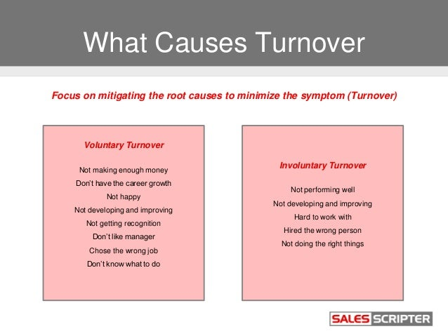 Dissertation on employee turnover