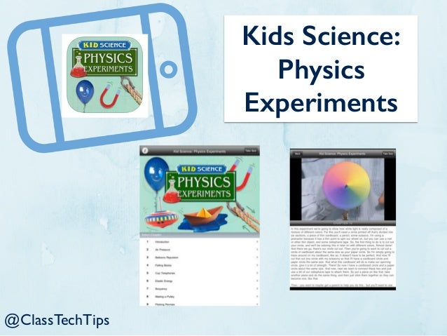 Billy Nye the Science Guy @ClassTechTips