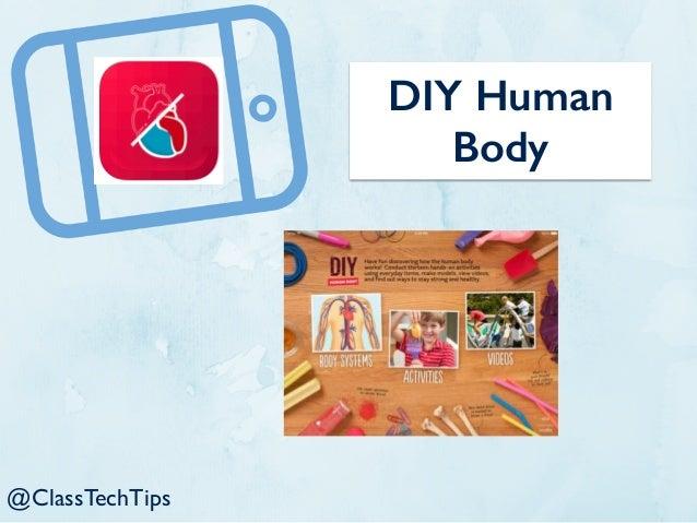 DIY Human Body @ClassTechTips