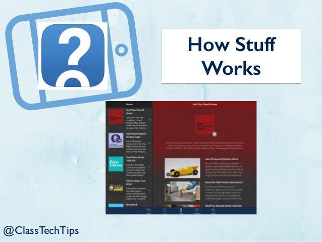 How Stuff Works @ClassTechTips