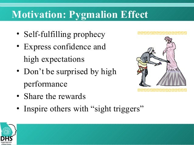 Know the Right Difference Between Galatea and Pygmalion Effect