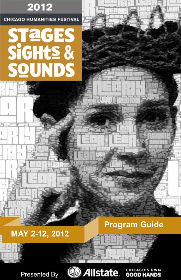 Program GuideMAY 2-12, 2012  Presented By