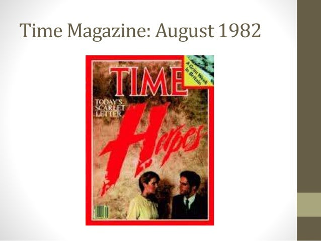 TIME Magazine Ruined Herpes Journalism. Here's How To Fix ... |Time Magazine Herpes