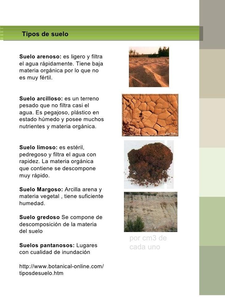 Sss vii region - Clases de suelo ...