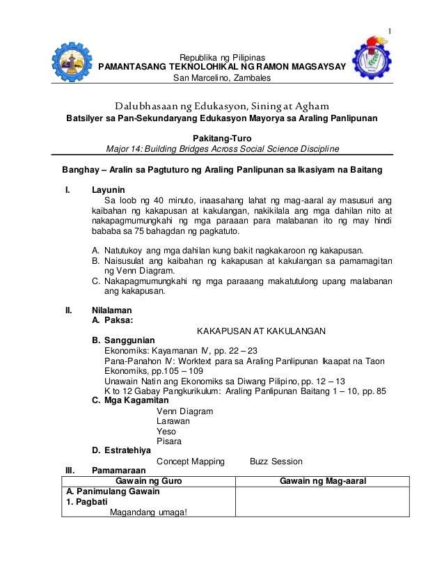 araling panlipunan grade 9 ekonomiks pdf