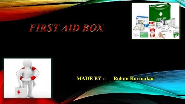 MADE BY :- Rohan Karmakar
